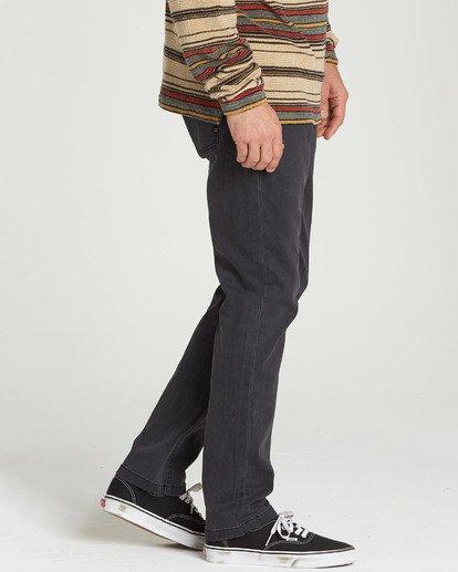 5 Outsider - Jeans für Männer Schwarz L1PN02BIF8 Billabong