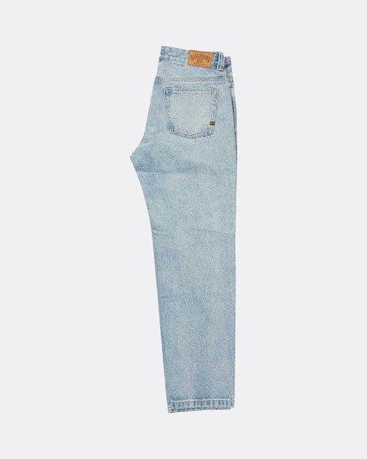 1 Fifty Cropped Straight Fit Jeans Bleu L1PN03BIF8 Billabong