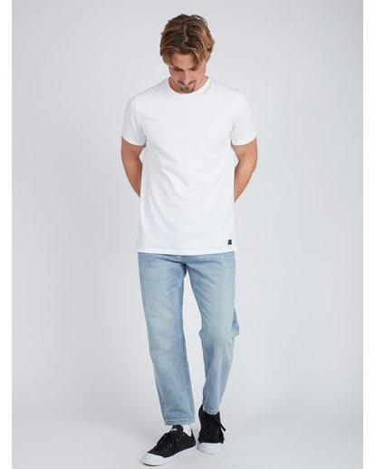 5 Fifty Cropped Straight Fit Jeans Blau L1PN03BIF8 Billabong