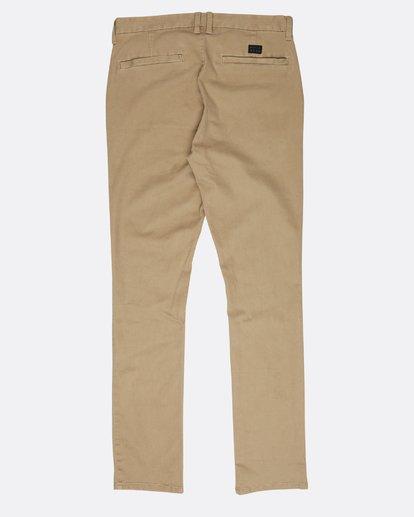 1 New Order Chino Pants Gris L1PT01BIF8 Billabong