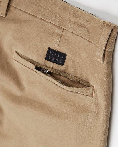 2 New Order Chino Pants Gris L1PT01BIF8 Billabong