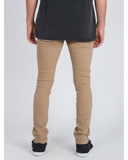 5 New Order Chino Pants Gris L1PT01BIF8 Billabong
