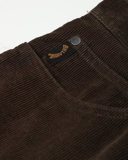 3 Outsider Corduroy Slim Fit Pants Marron L1PT02BIF8 Billabong