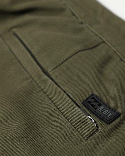 3 Carter Adventure Division Pants  L1PT03BIF8 Billabong