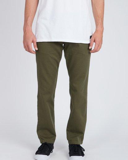 4 Carter Adventure Division Pants  L1PT03BIF8 Billabong