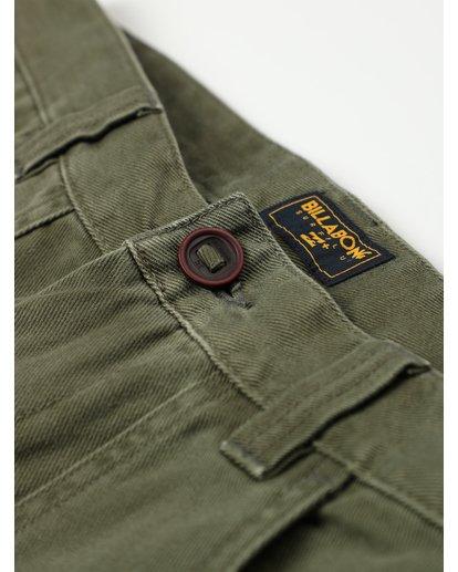 2 Collins Work Wear Twill Pants  L1PT04BIF8 Billabong