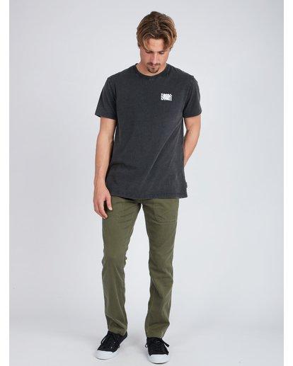 9 Collins Work Wear Twill Pants  L1PT04BIF8 Billabong