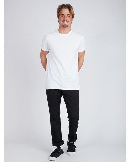 6 Fifty Work Wear Twill Pants Noir L1PT05BIF8 Billabong