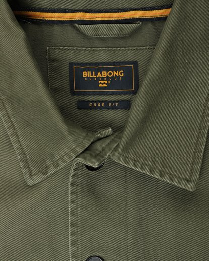 1 Collins Jacket Shirt  L1SH12BIF8 Billabong