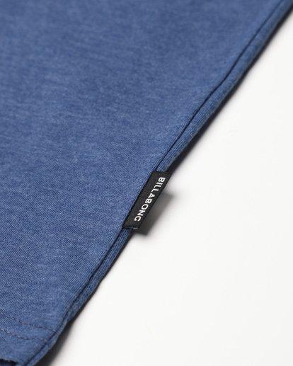 1 Wave T-Shirt Azul L1SS06BIF8 Billabong