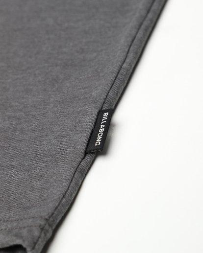 1 Wave T-Shirt Gris L1SS06BIF8 Billabong