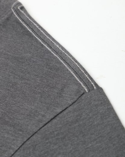 2 Wave T-Shirt Gris L1SS06BIF8 Billabong