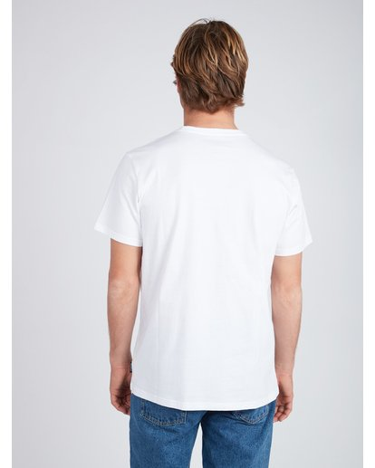 3 Stacked Photo T-Shirt White L1SS07BIF8 Billabong