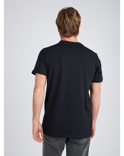 3 Stacked Photo T-Shirt Black L1SS07BIF8 Billabong