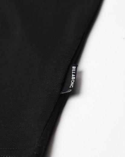 1 Inversed T-Shirt Schwarz L1SS08BIF8 Billabong