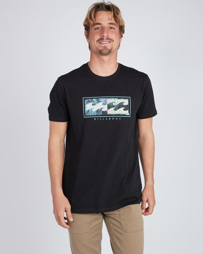 2 Inversed T-Shirt Noir L1SS08BIF8 Billabong