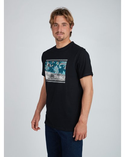2 Carey T-Shirt  L1SS09BIF8 Billabong