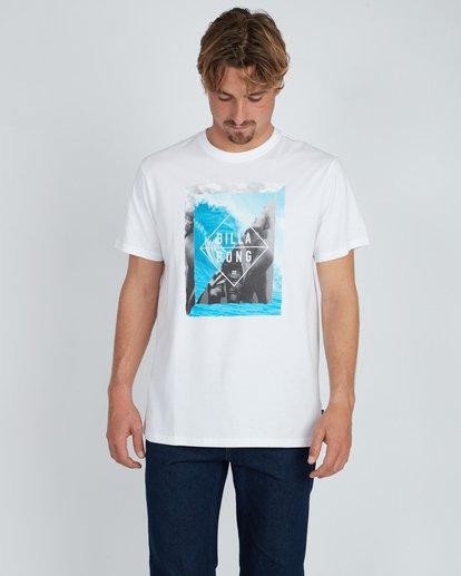 1 Relaxed T-Shirt White L1SS10BIF8 Billabong