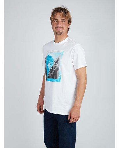 2 Relaxed T-Shirt Weiss L1SS10BIF8 Billabong