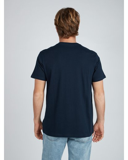 3 Relaxed T-Shirt Blau L1SS10BIF8 Billabong