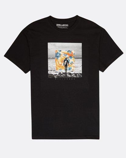0 Framed T-Shirt Noir L1SS11BIF8 Billabong