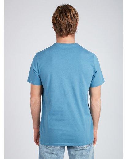 ac7f0938aa06 3 Framed T-Shirt Blue L1SS11BIF8 Billabong