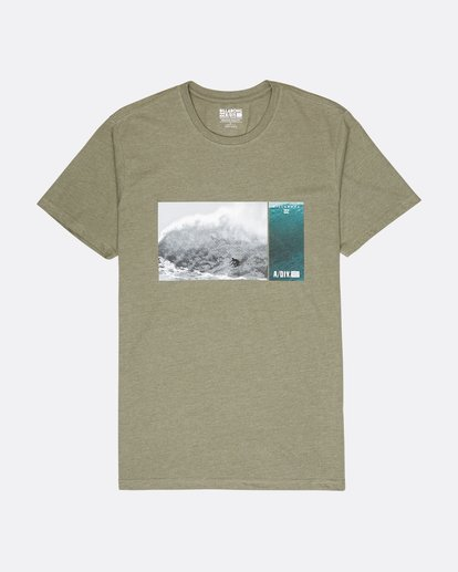 0 Swell Seeker T-Shirt Gemustert L1SS12BIF8 Billabong