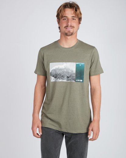 2 Swell Seeker T-Shirt Gemustert L1SS12BIF8 Billabong