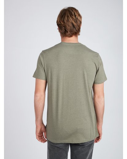 4 Swell Seeker T-Shirt Gemustert L1SS12BIF8 Billabong