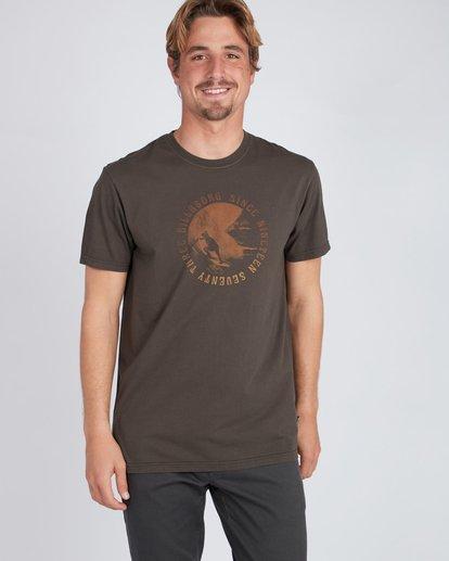 1 Seven T-Shirt Schwarz L1SS14BIF8 Billabong