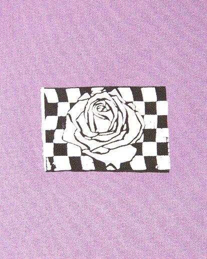 2 Dear One T-Shirt Violett L1SS15BIF8 Billabong