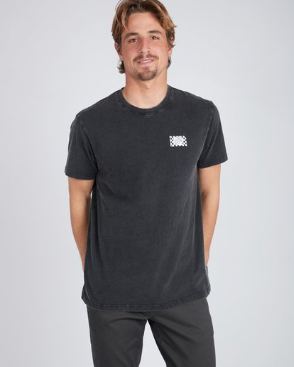 5 Dear One T-Shirt Negro L1SS15BIF8 Billabong