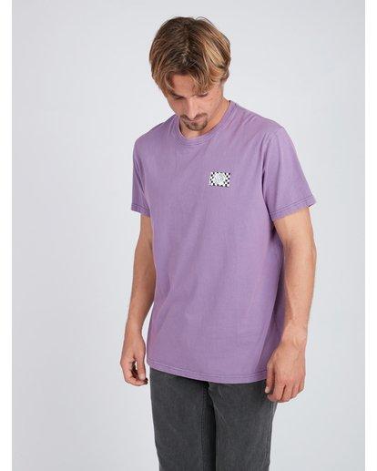 6 Dear One T-Shirt Violett L1SS15BIF8 Billabong