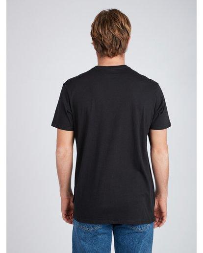 2 Guardiant T-Shirt Negro L1SS16BIF8 Billabong