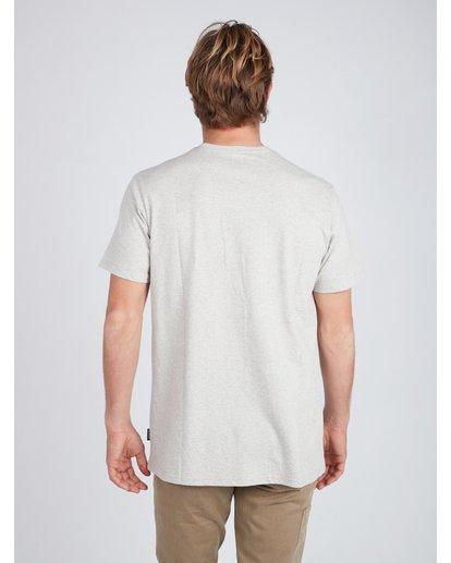 3 Guardiant T-Shirt Grau L1SS16BIF8 Billabong