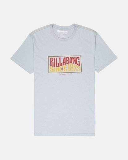0 Wave Daze T-Shirt Gris L1SS20BIF8 Billabong