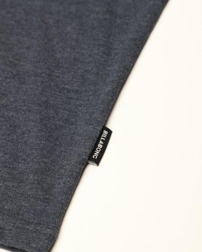 1 Wave Daze T-Shirt Blau L1SS20BIF8 Billabong