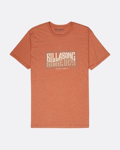0 Wave Daze T-Shirt Grün L1SS20BIF8 Billabong