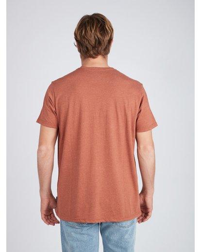 5 Wave Daze T-Shirt Grün L1SS20BIF8 Billabong