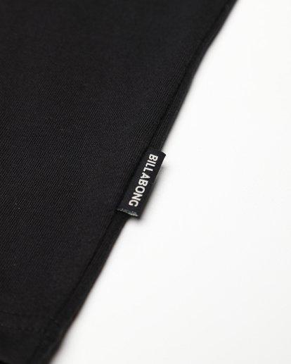 1 Pacific T-Shirt Schwarz L1SS21BIF8 Billabong