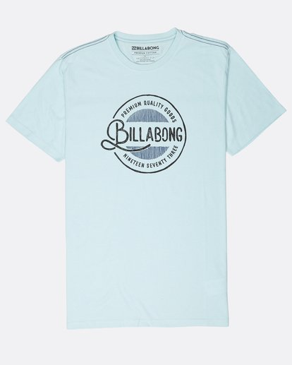 0 Plaza T-Shirt Blue L1SS22BIF8 Billabong