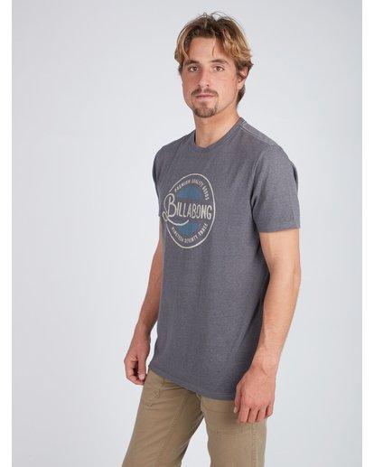 2 Plaza T-Shirt Noir L1SS22BIF8 Billabong