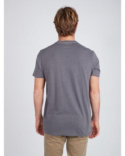 3 Plaza T-Shirt Noir L1SS22BIF8 Billabong