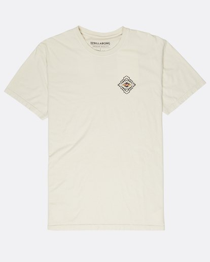 0 Mind Eyes T-Shirt Beige L1SS24BIF8 Billabong