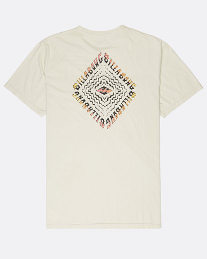 1 Mind Eyes T-Shirt Beige L1SS24BIF8 Billabong