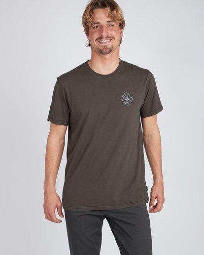 2 Mind Eyes T-Shirt Black L1SS24BIF8 Billabong