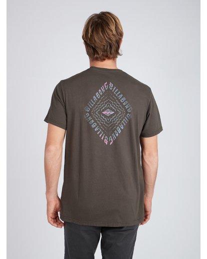 4 Mind Eyes T-Shirt Black L1SS24BIF8 Billabong