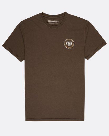 0 Cruiser T-Shirt Schwarz L1SS25BIF8 Billabong