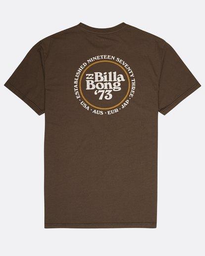 1 Cruiser T-Shirt Schwarz L1SS25BIF8 Billabong