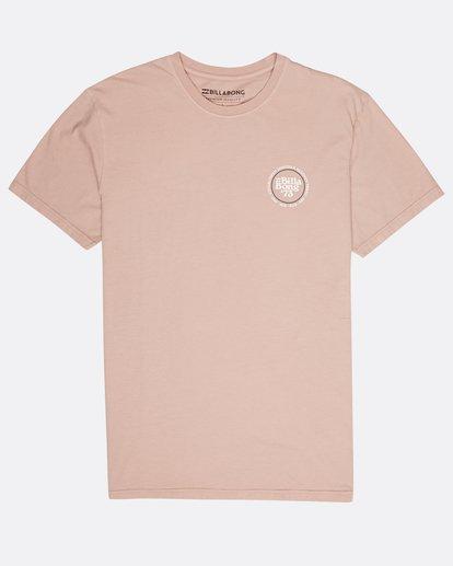 0 Cruiser T-Shirt Rosa L1SS25BIF8 Billabong